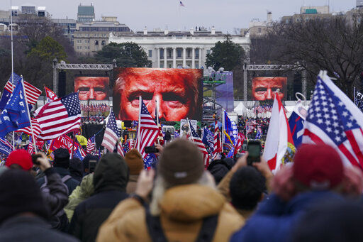 Records: Trump allies behind rally that ignited Capitol riot (copy)