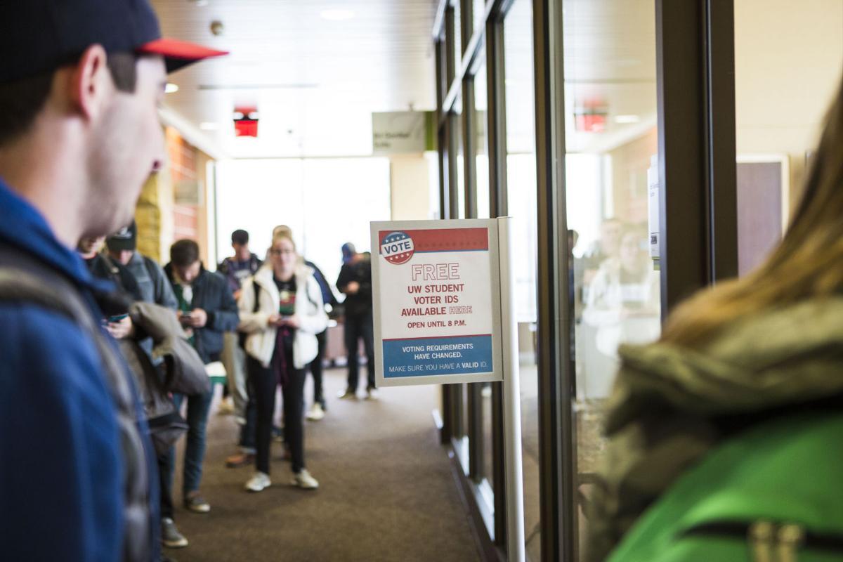 UW-Madison voting ID