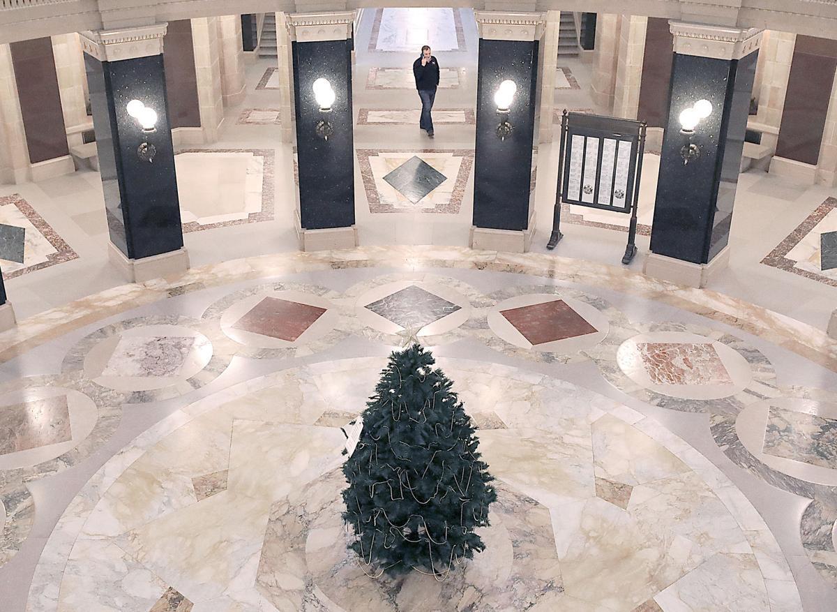 Republican Christmas Tree