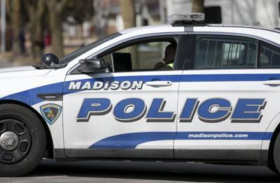 Madison police car squad