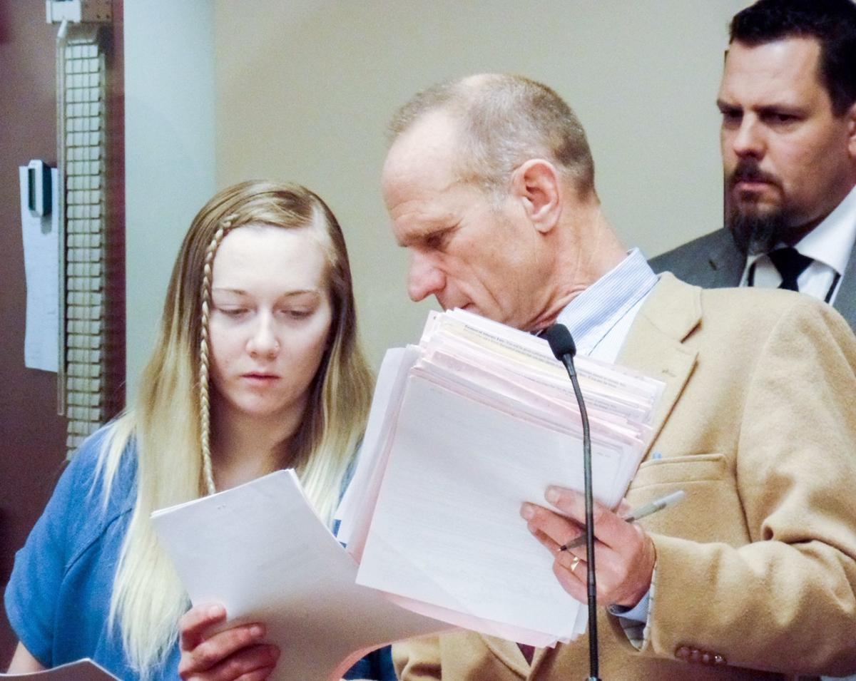 McKayla Tracy court Monday