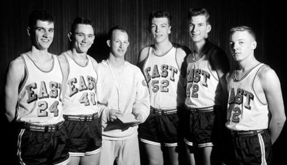 Madison hoops history: East state champion 1958 starters
