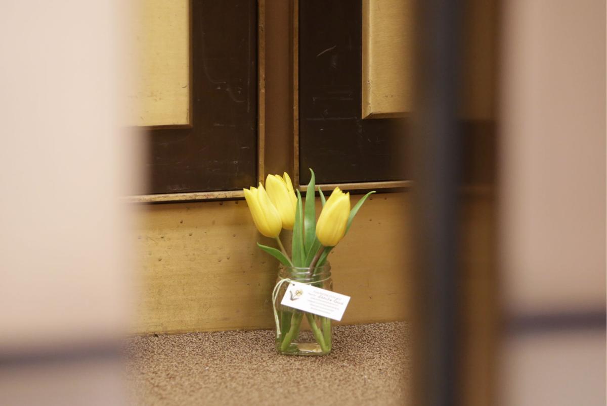 Hidden bouquet