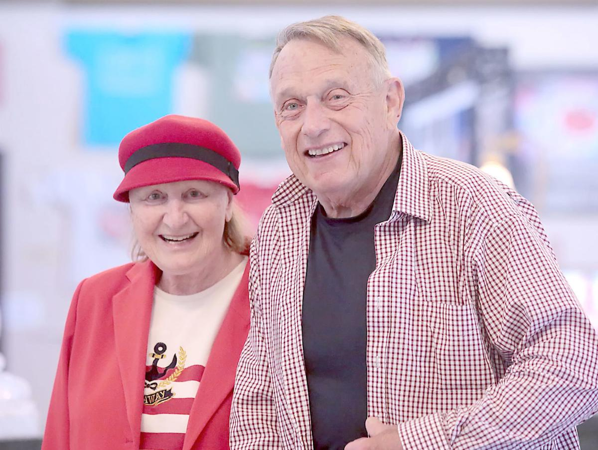 Martin and Elaine Schreiber