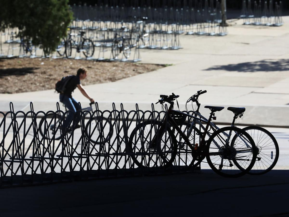 Bicycles in Madison