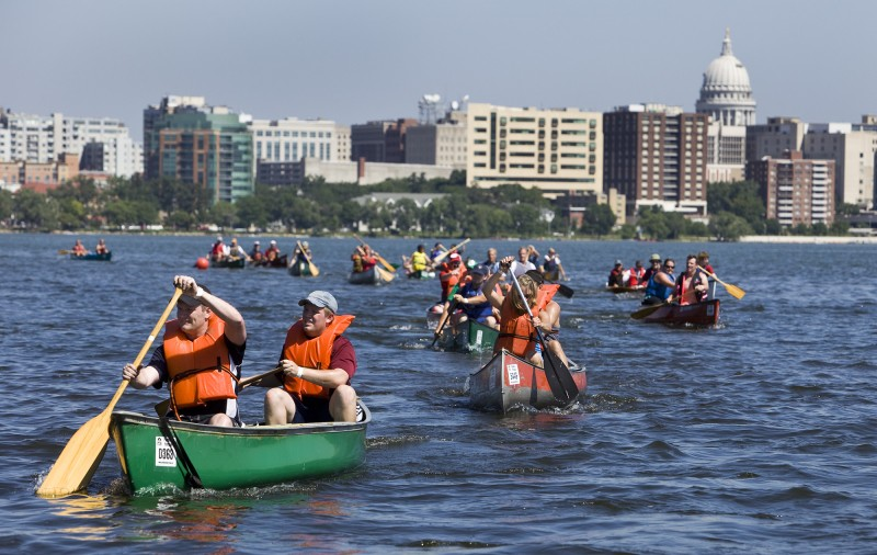 Encounter On Lake Mendota >> No Boat No Problem Here Are Five Ways To Love The Lakes
