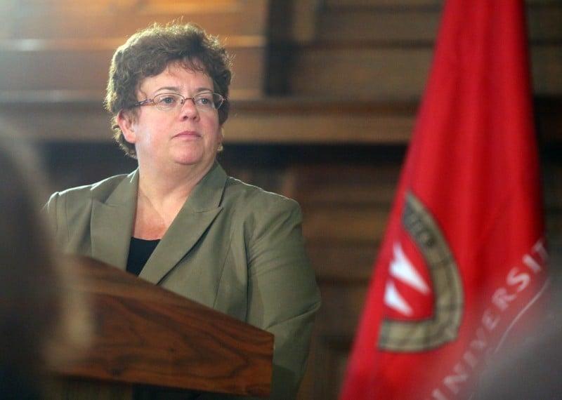 Biddy Martin resigns (June 14, 2011)