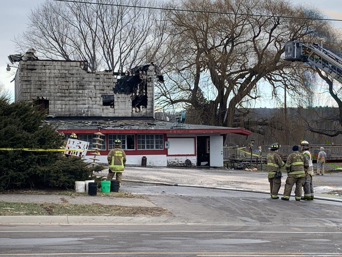 Stoughton man charged with burning down The Barn ...