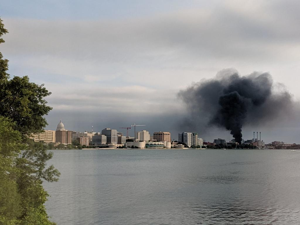 Downtown Madison fires and power outages take toll on East
