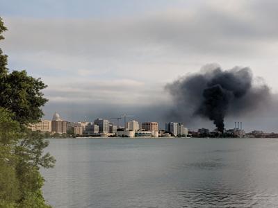Madison fire
