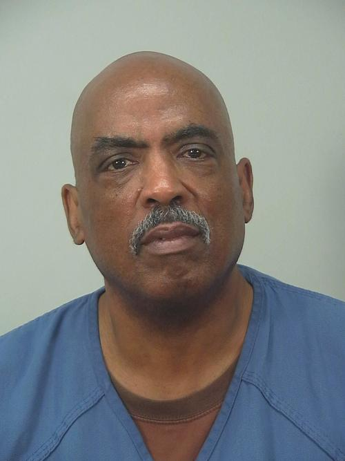 Larry J. Woods booking photo