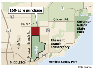 160-acre purchase