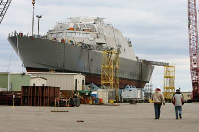 Tony Evers to commit $31 million in budget plan for Marinette Marine