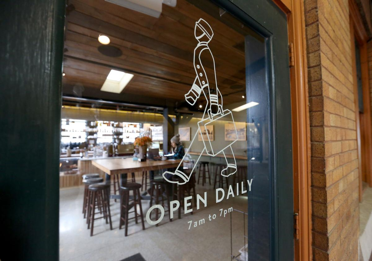 Photos: New depot cafe Porter opens on West Wash | Local News ...