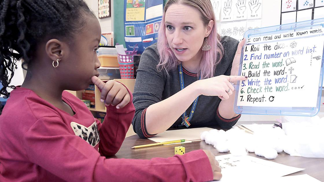Phonics in focus: Advocates push Wisconsin for 'science of reading'