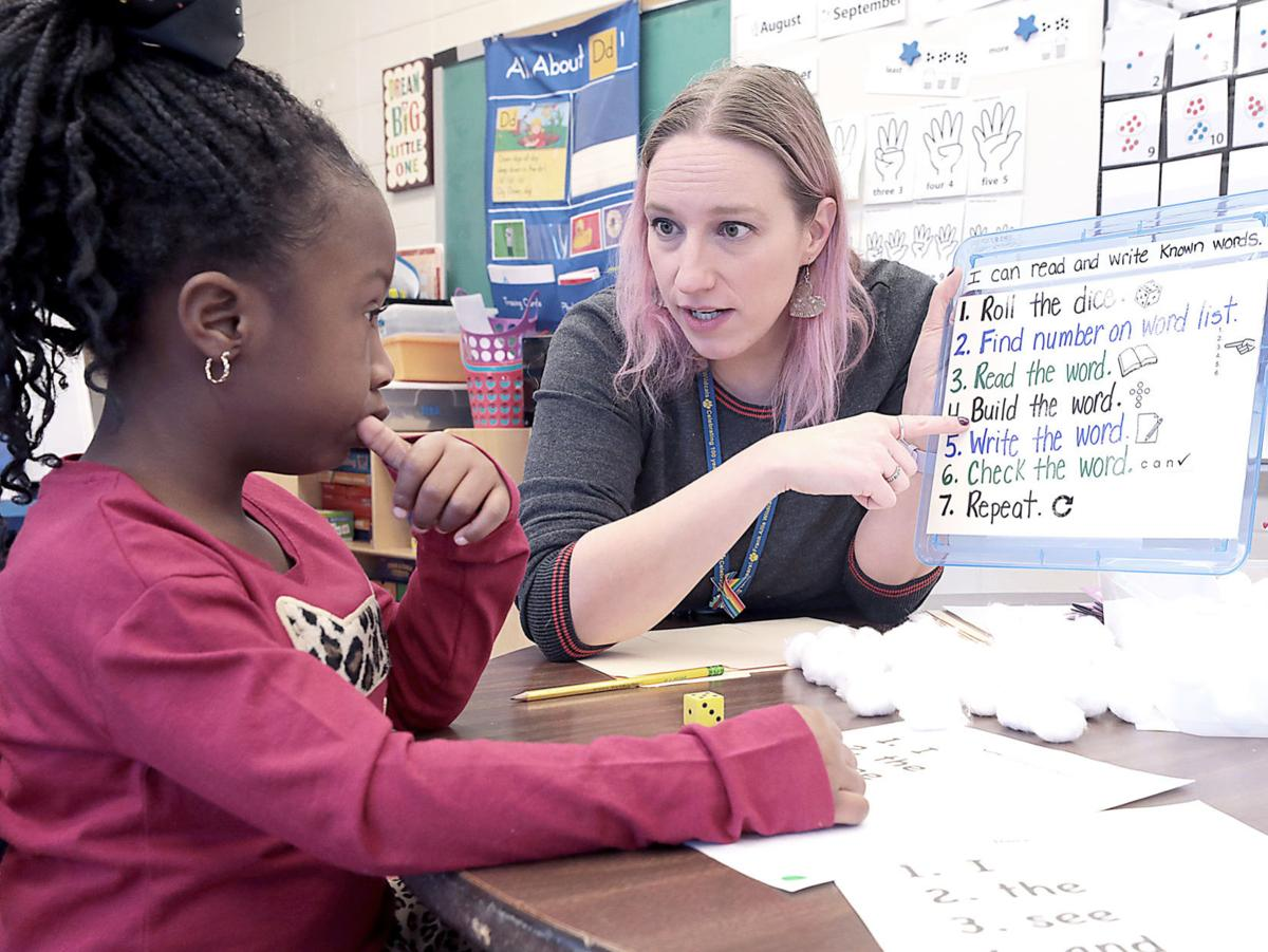 Teaching reading in Madison