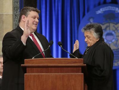 Treasurer sworn into office explainer