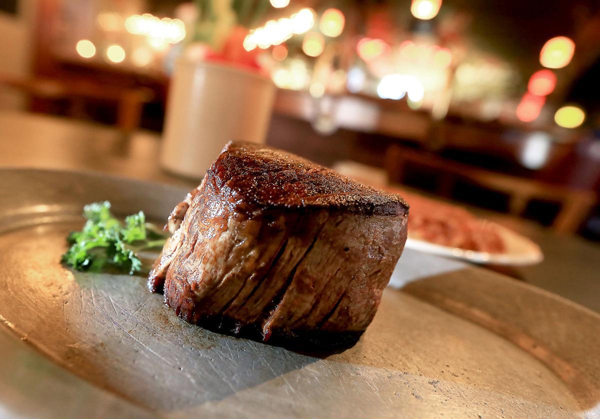 Smoky's Club steak