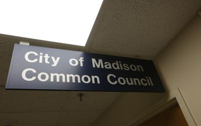 Common Council office sign