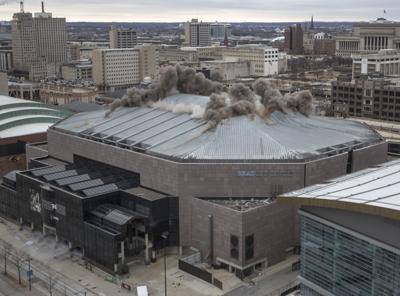Bradley Center explosion