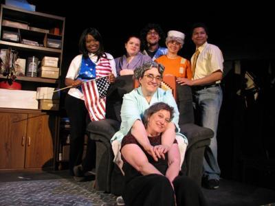 Mercury Players theater