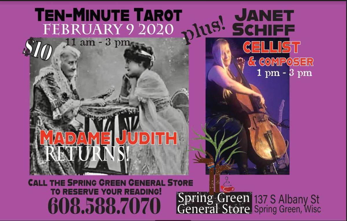Ten Minute Tarot with Madam Judith