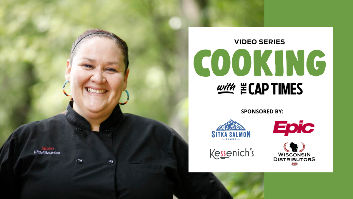 Cooking with the Cap Times featuring Elena Terry
