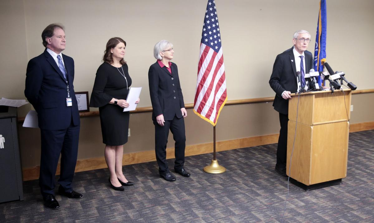 Evers taps 3 more for Cabinet