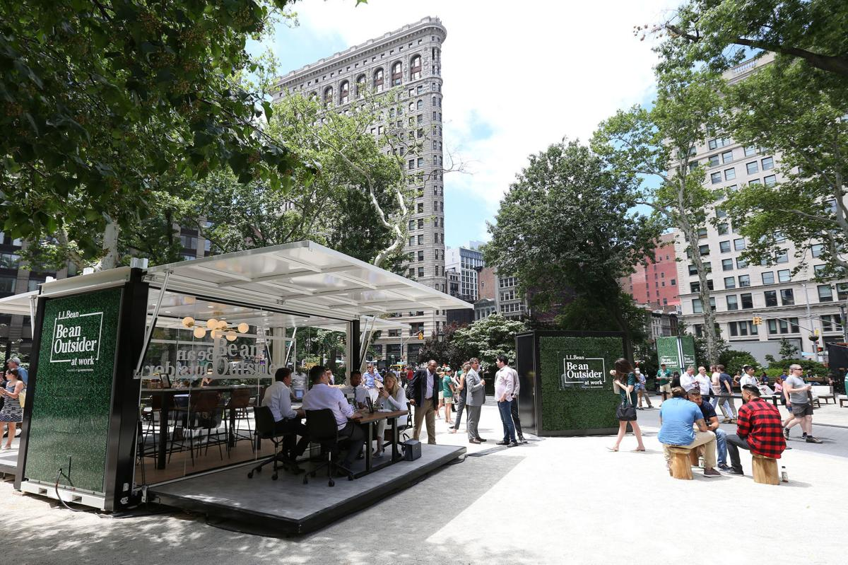 L.L.Bean outside office project coming to Madison