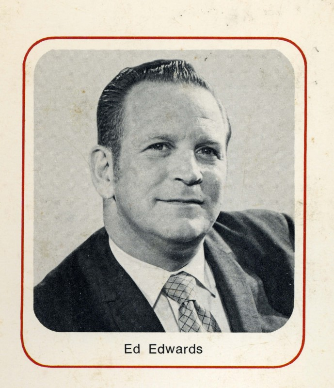 Edward Edwards from book cover