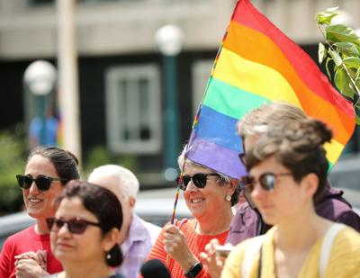Wisconsin Republican lawmaker calls Evers' decision to fly rainbow flag over Capitol 'divisive'