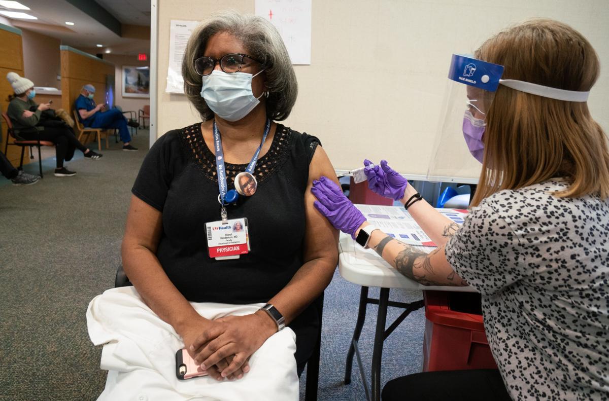 UW Health COVID Vaccine