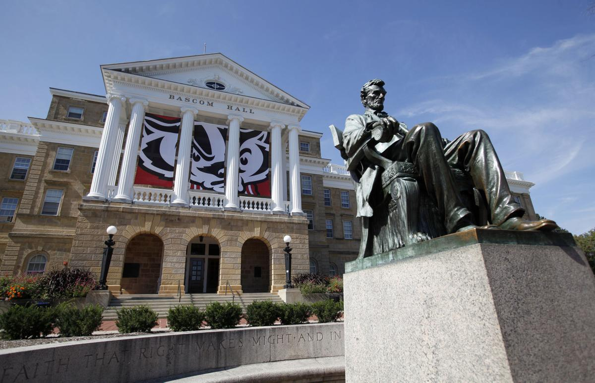 UW-Madison's Bascom Hall