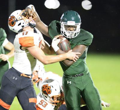Prep football photo: Verona vs. Madison Memorial