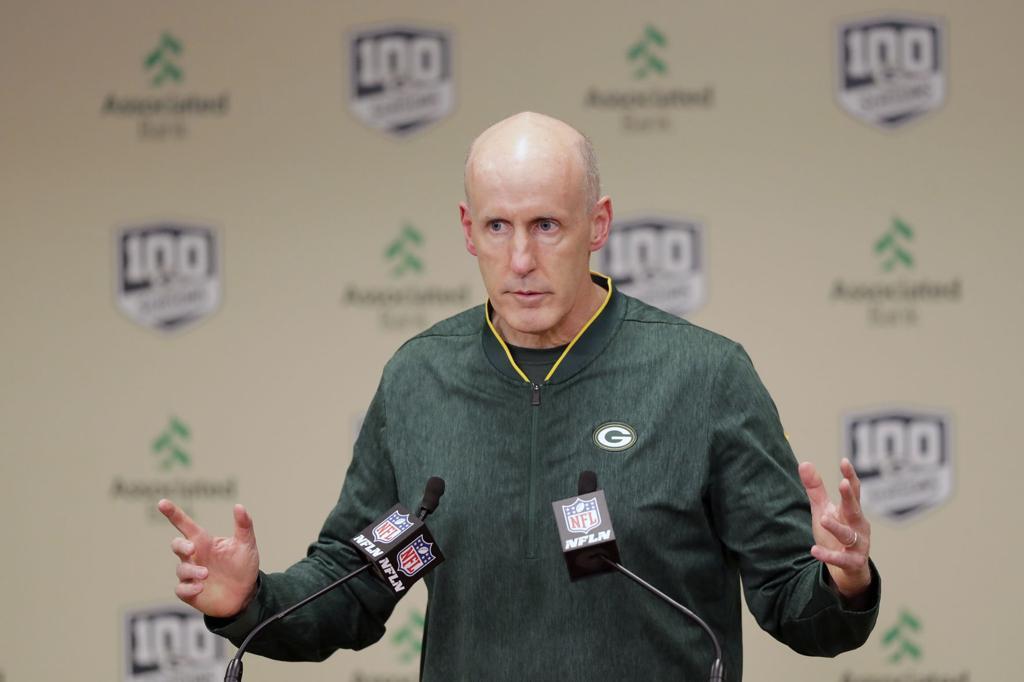 Interim coach Joe Philbin, Packers fire associate head coach Winston