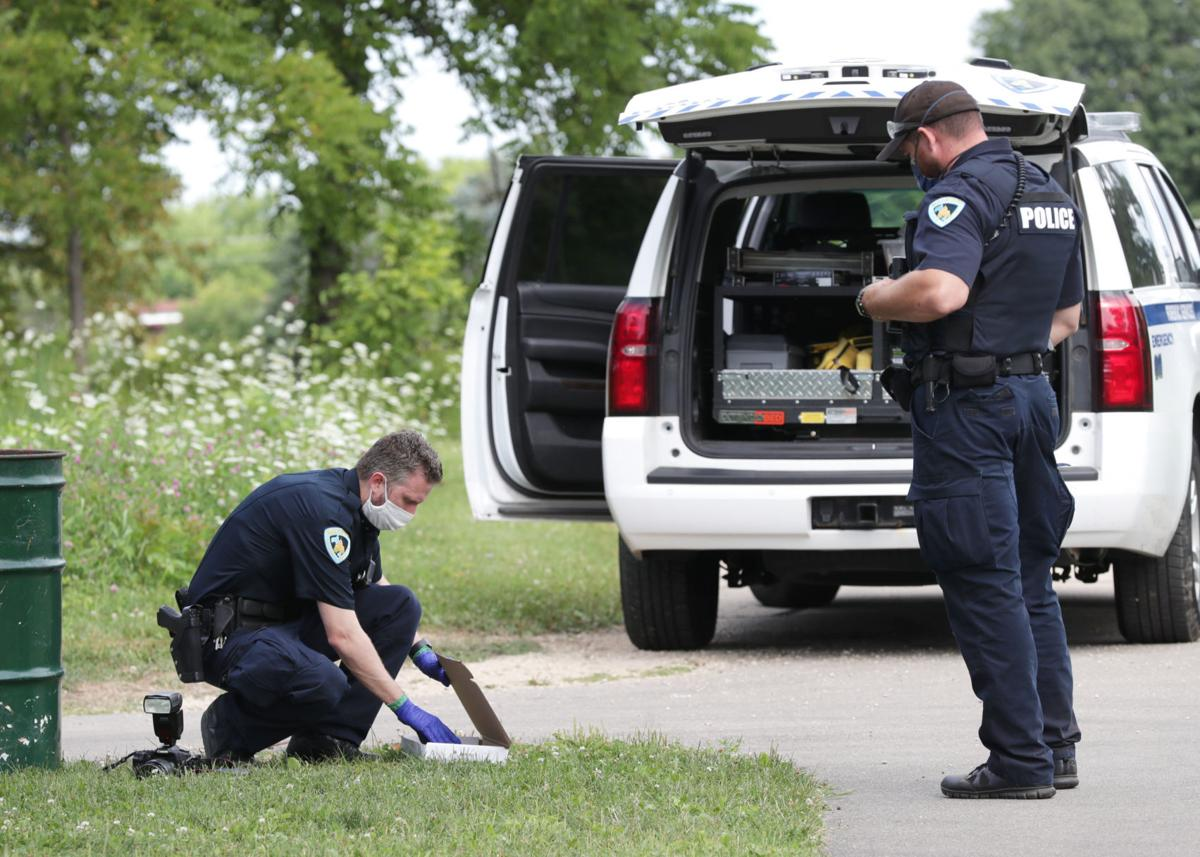Garner Park shooting