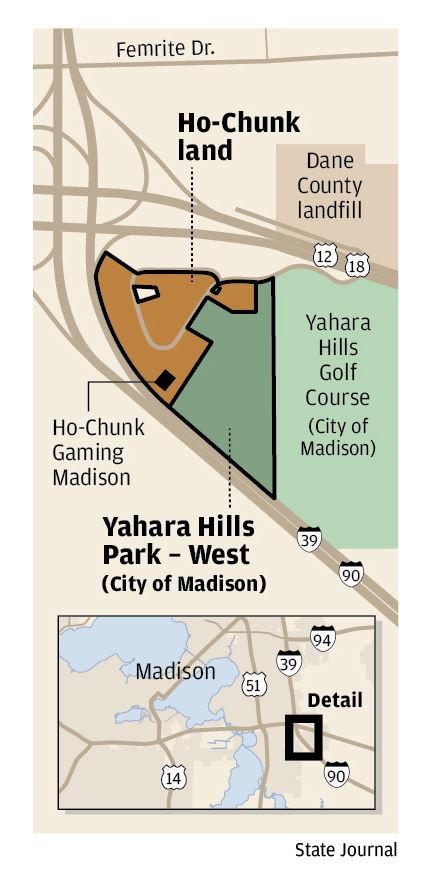 Yahara Hills Park