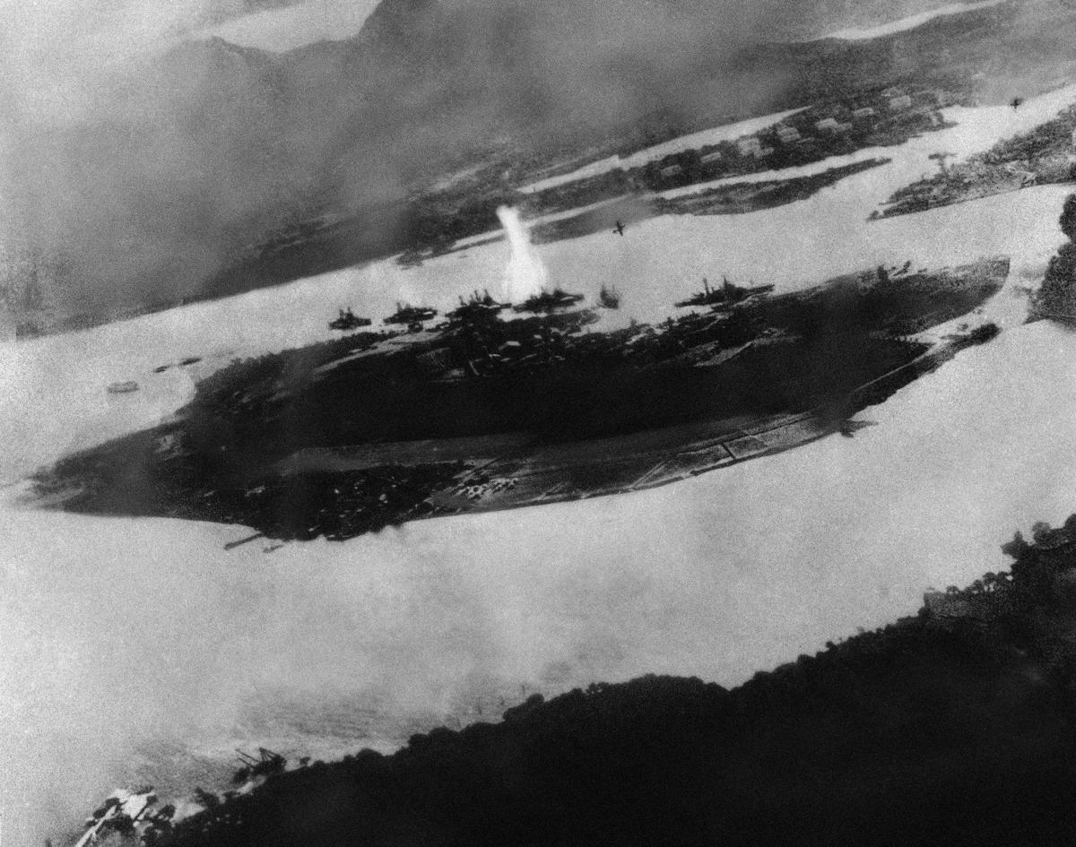 Pearl Harbor Attack
