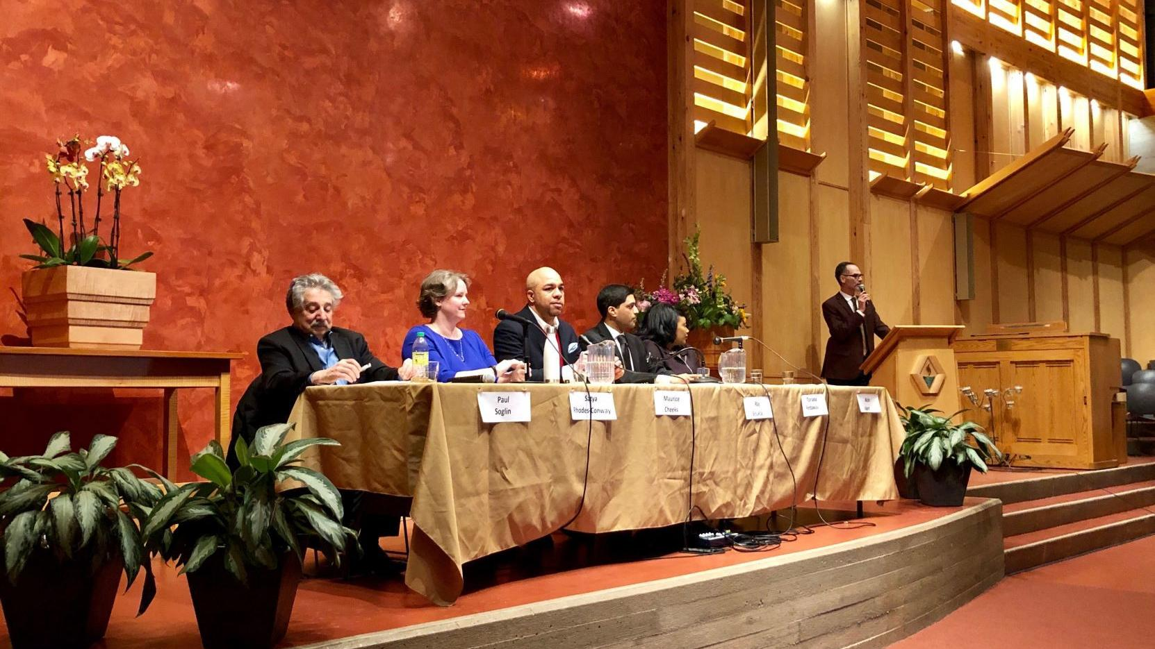 Madison mayor candidates offer vision for city ahead of primary election Tuesday