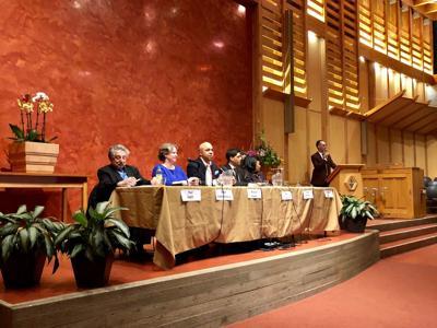 First Unitarian Society forum