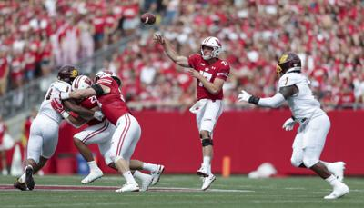 Jack Coan Shines As Wisconsin Badgers Crush Central Michigan