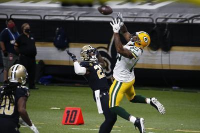 Marcedes Lewis - Packers Saints