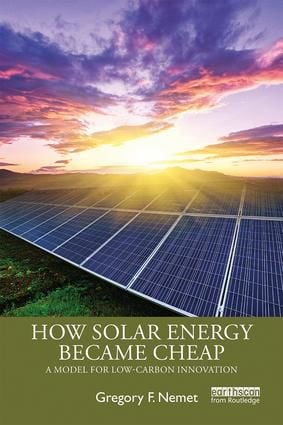 How Solar Became Cheap book cover