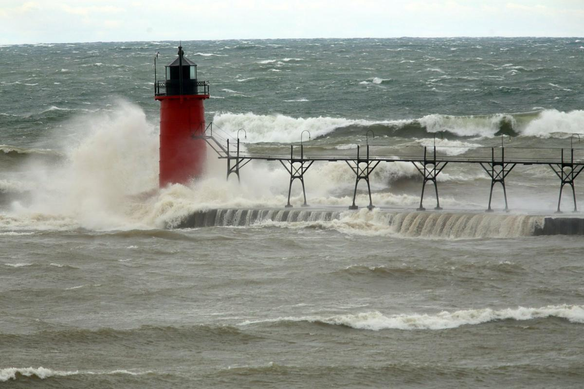 Great Lakes High Water
