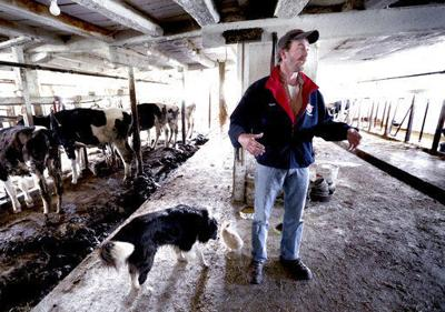 Dairy Innovation Hub should stay in state budget