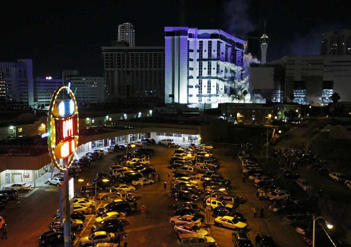 Casino riviera las vegas