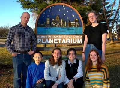 Reaching for the stars: Memorial High School group to present astronomy research in Hawaii in January