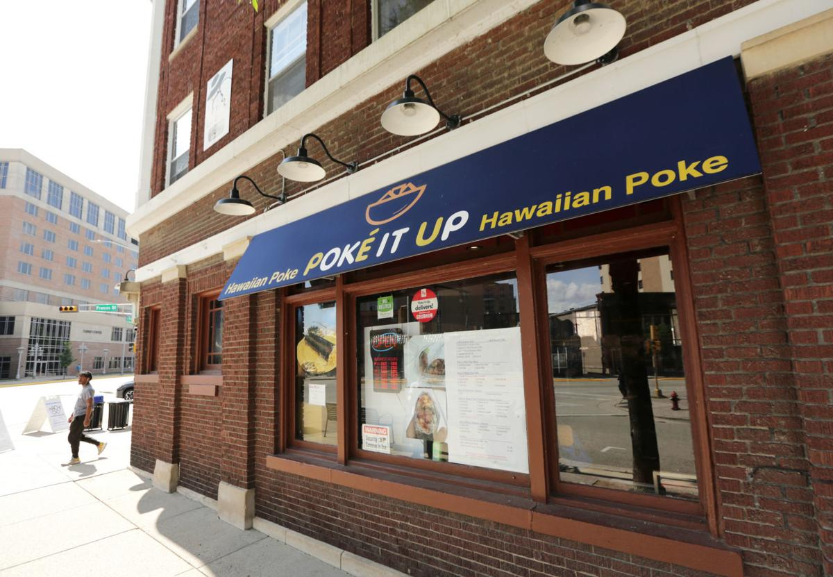 Poke It Up Exterior