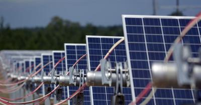 Solar farms a sunny gift for Earth Day