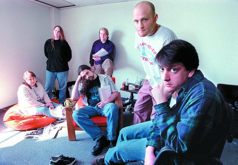 1999 Onion staff